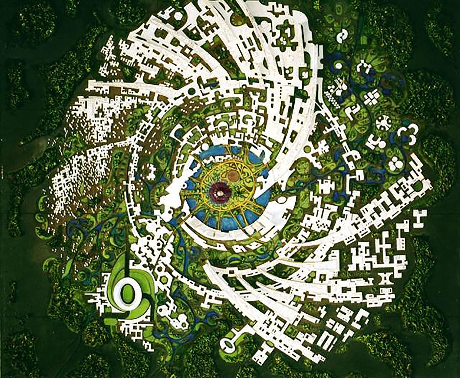 Auroville-Design