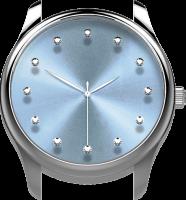 Acier bleu gris